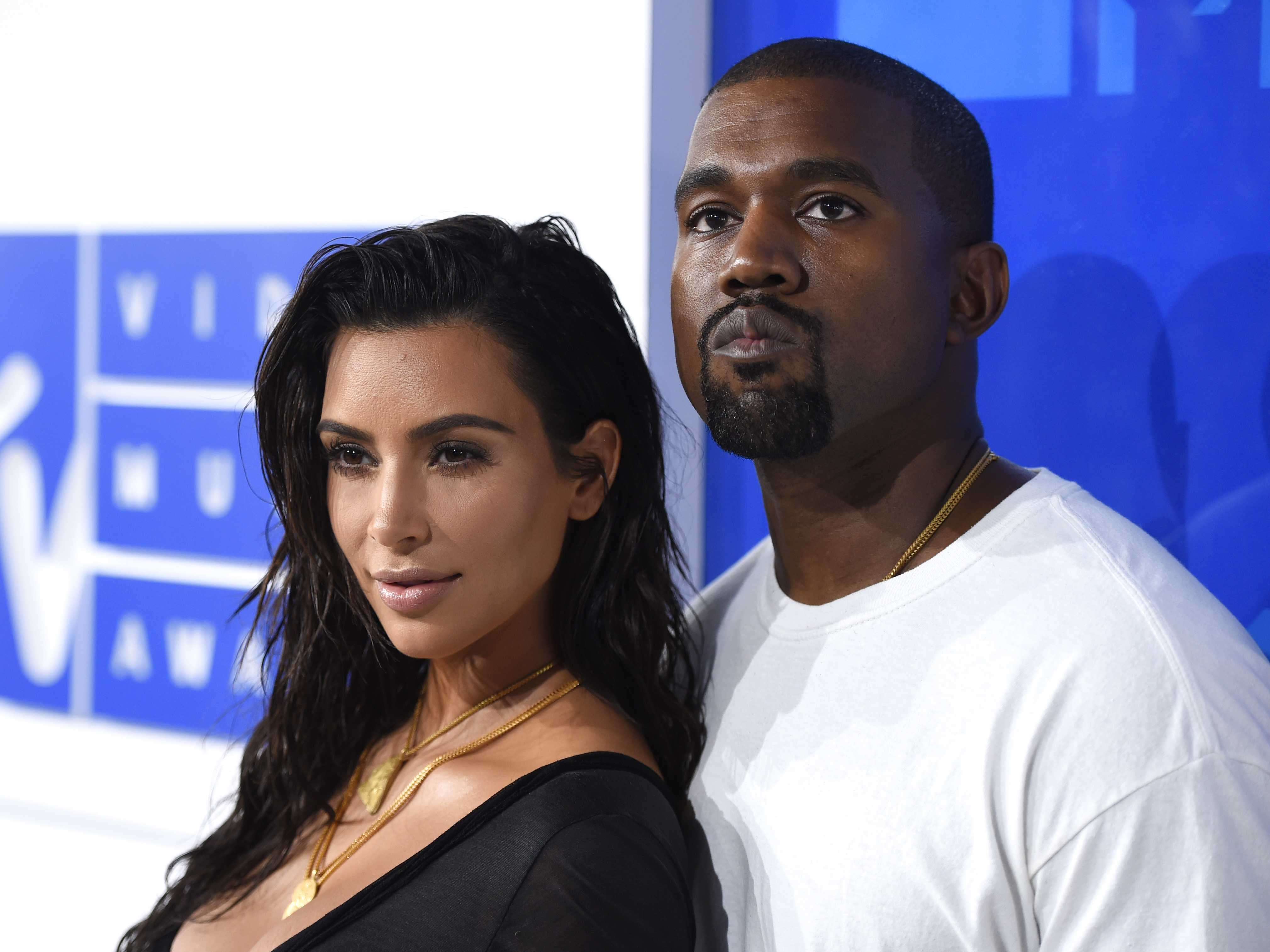 Kim Kardashian West and Husband Kanye Welcome Baby Girl