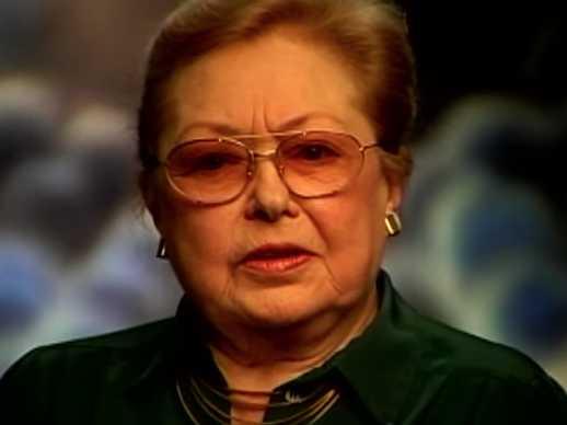 Mathilde Krim, Microbiologist and AIDS Activist, Dead at 91