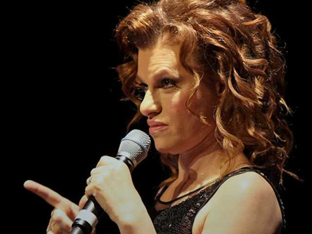 Talking 'Sandemonium' with Sandra Bernhard