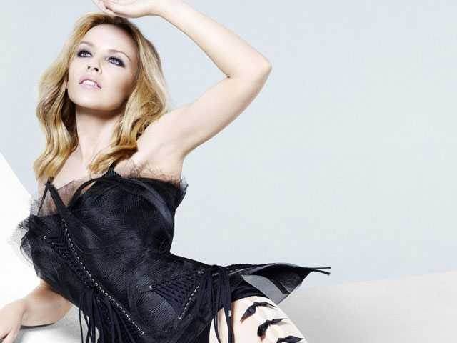 PopUps: Kylie Minogue Details New Album 'Golden'