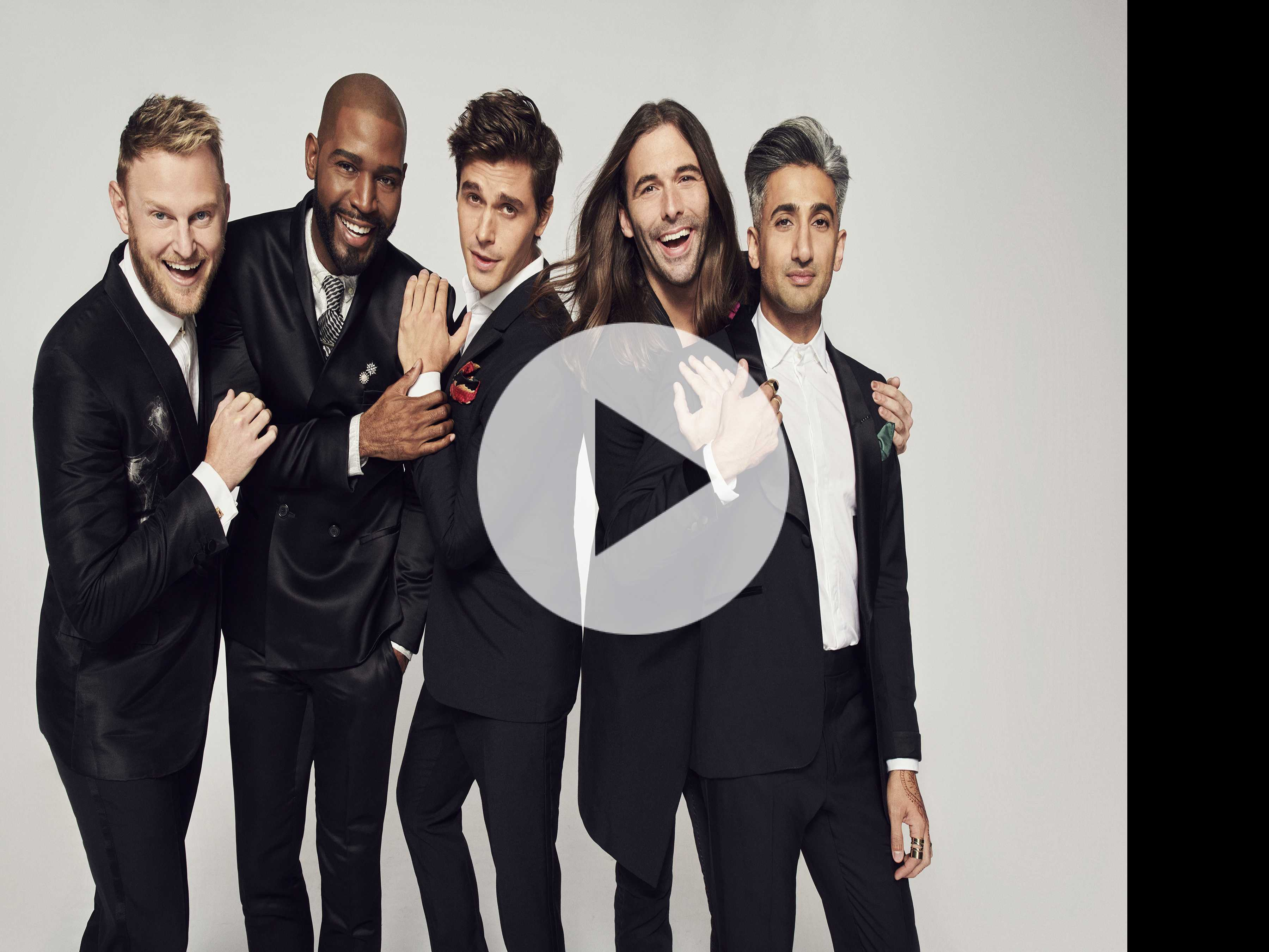 Watch: Netflix Drops First Trailer for 'Queer Eye' Reboot