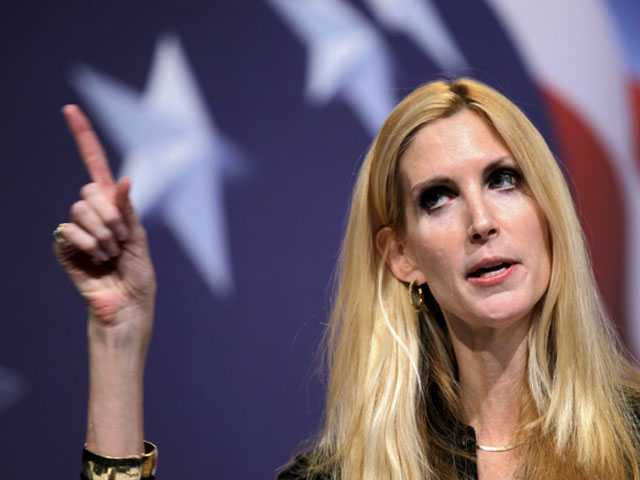 Ann Coulter Pining for When the US Border Was Closed to HIV+ People?