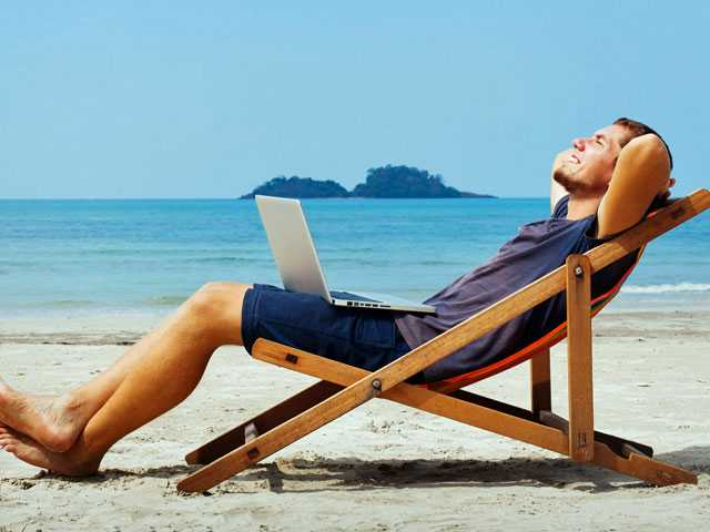 Unused Vacation Days? 'Plan for Vacation' Day is Jan. 30