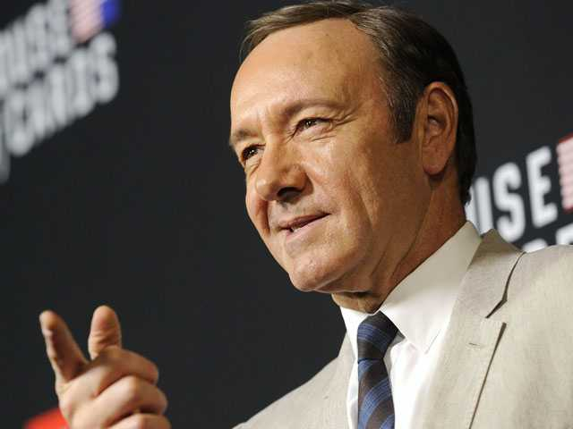 UK Media: Police Probe 3rd Spacey Sex Assault Allegation