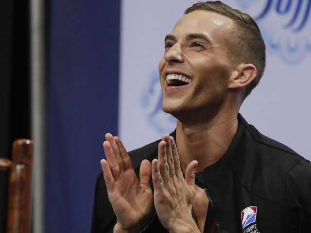 Out Olympic Skater Adam Rippon Drags Mike Pence Over Anti-LGBTQ Views