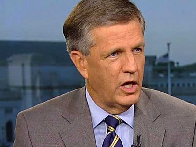 Fox News' Brit Hume is Definitely, Totally Not Fantasizing About Trump's Penis