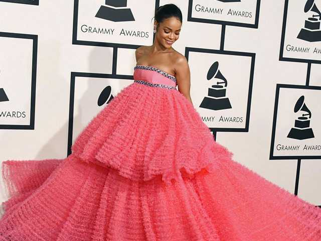 A Look Back at Grammy Fashion Through the Ages