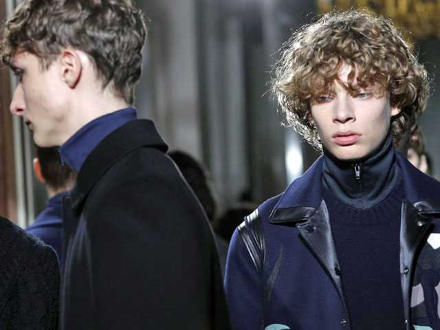 Fashion Says 'Bonjour' to Paris Menswear