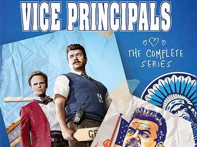 Review :: Vice Principals: The Complete Series