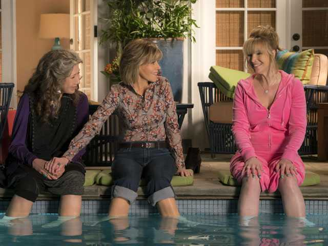 In Season 4, 'Grace and Frankie' Avoids Pushing the Envelope (Again)