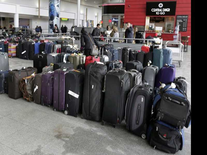 Luggage Limbo: Bags Still Missing After JFK Airport Woes