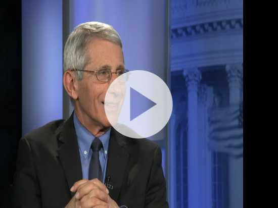 "Fauci: NIH In ""Scramble"" For Any Gov't Shutdown"
