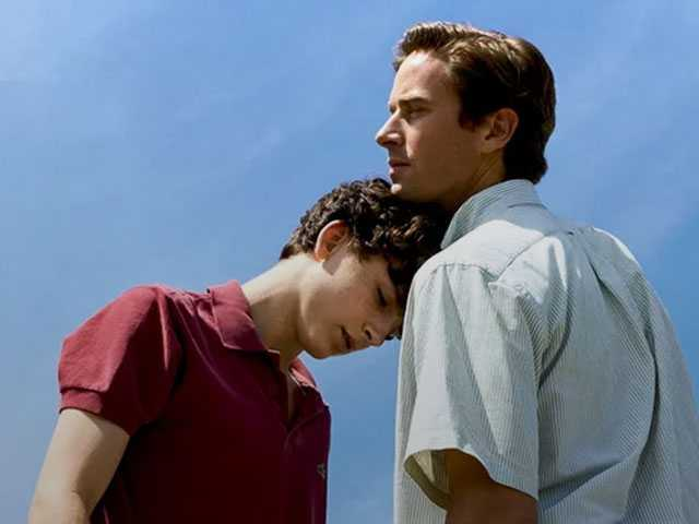 'Call Me By Your Name,' 'Lady Bird' Land GLAAD Nominations