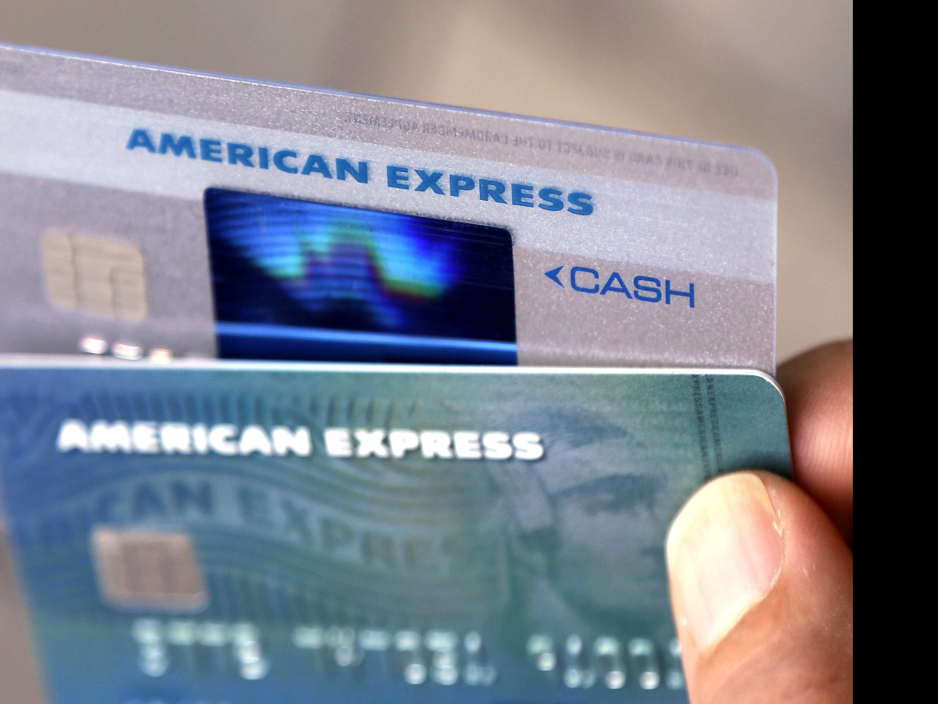 American Express Posts $1.2 Billion Loss Due to New Tax Law