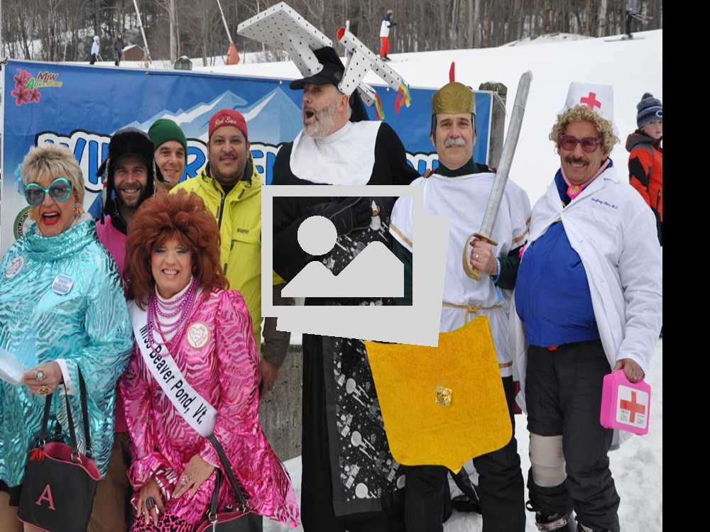 Winter Rendezvous 2018 Downhill Costume Drag Competition : January 20, 2018