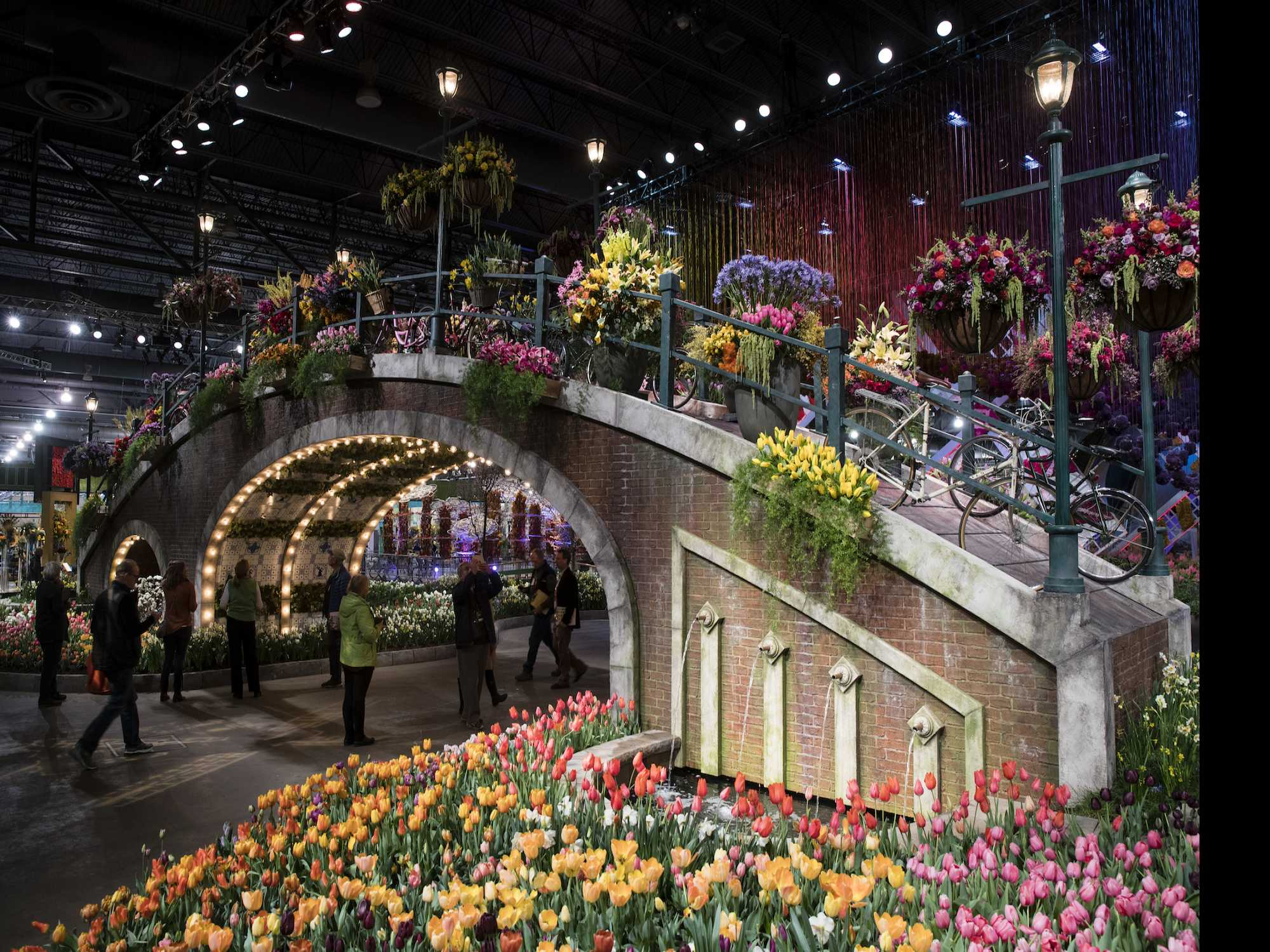 Philly Flower Show Dives Into Spring