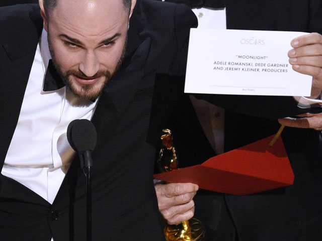 AP Exclusive: New Rules Govern Handling of Oscar Envelopes