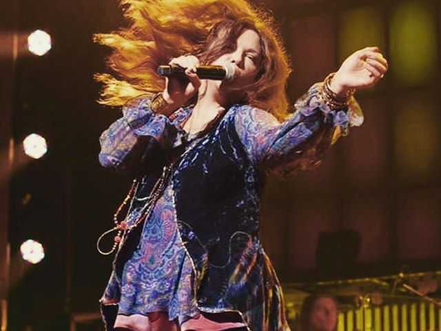 Review :: A Night with Janis Joplin