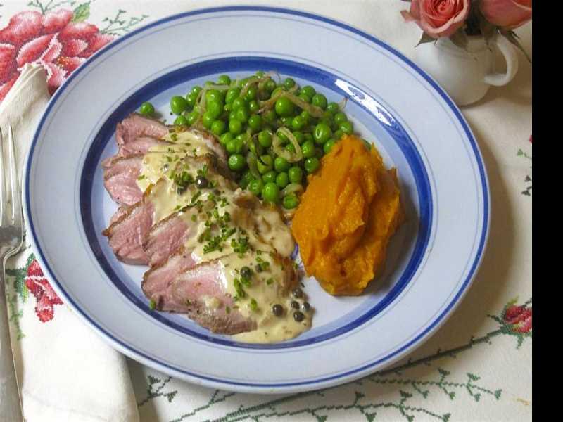 Recipe: Sauteed Duck Breast