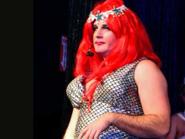 Meet the Man Behind 'The Menopausal Mermaid'