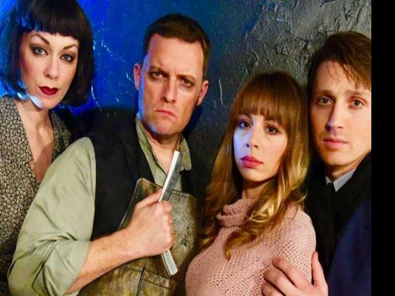 Review :: Sweeney Todd, The Demon Barber of Fleet Street