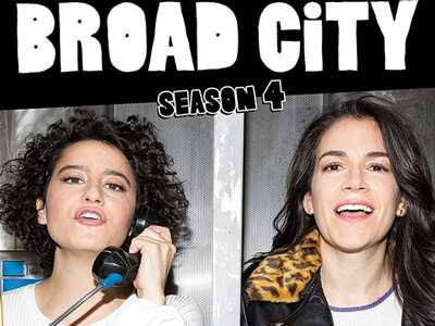 Review :: Broad City - Season Four