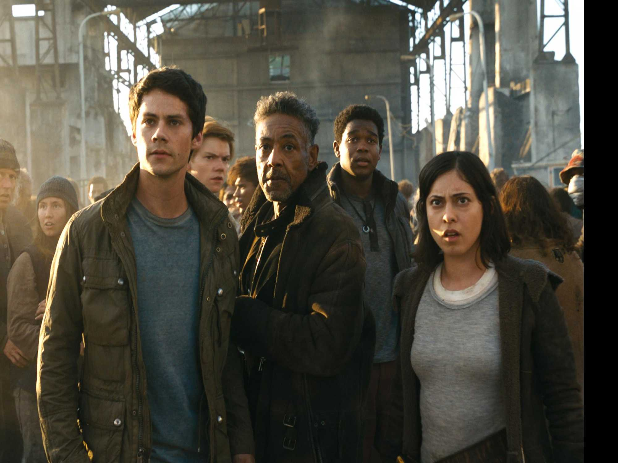 'Maze Runner' Installment Tops Charts, Oscars Pics Get Boost