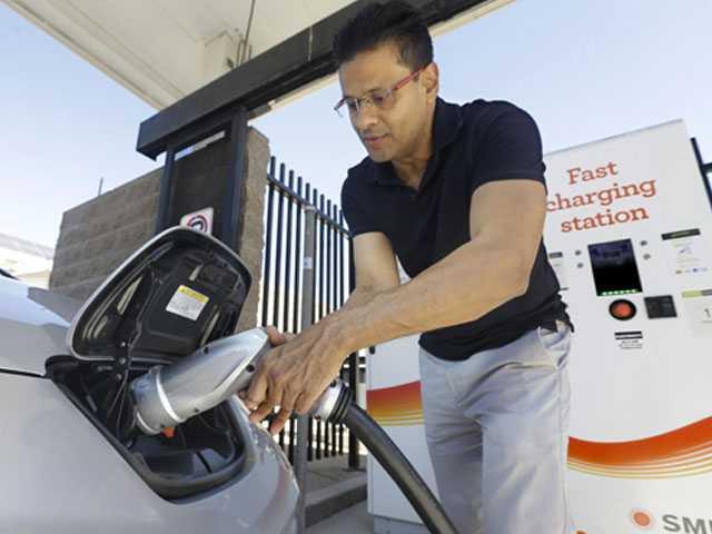 California Governor Pushes for 5 Million Zero-Emission Cars