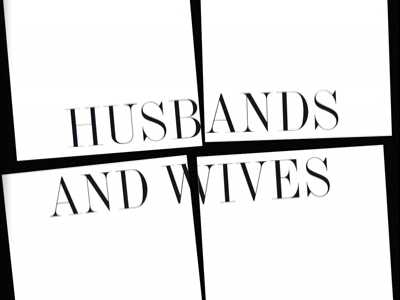 Review :: Husbands and Wives