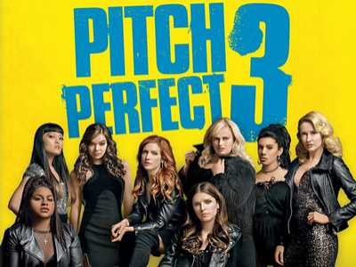 Review :: Pitch Perfect 3