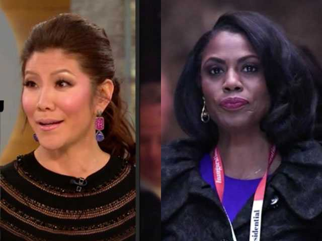PopUps: 'Big Brother' Host Julie Chen Reacts to Omarosa Joining Celeb Edition