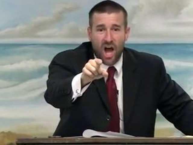 Violently Anti-Gay Arizona Preacher Bounced By... Jamaica?