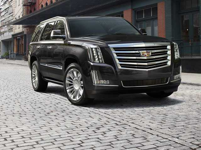 Edmunds Compares Lincoln Navigator and Cadillac Escalade