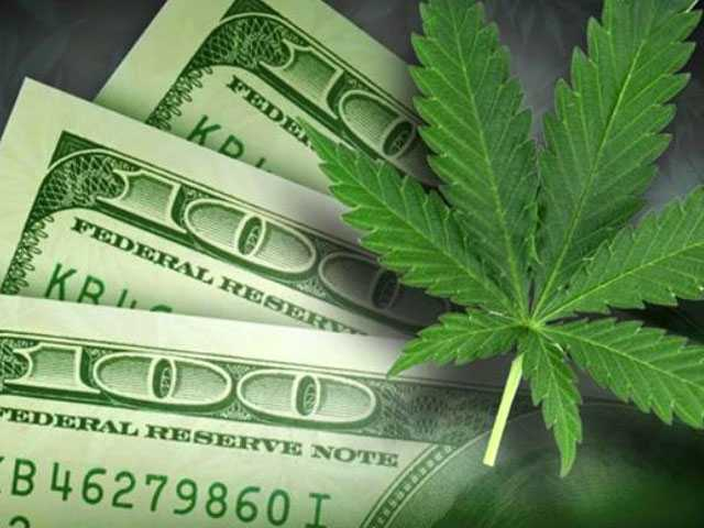 A Taxpayer-Backed Bank for Pot Money? Maybe in California