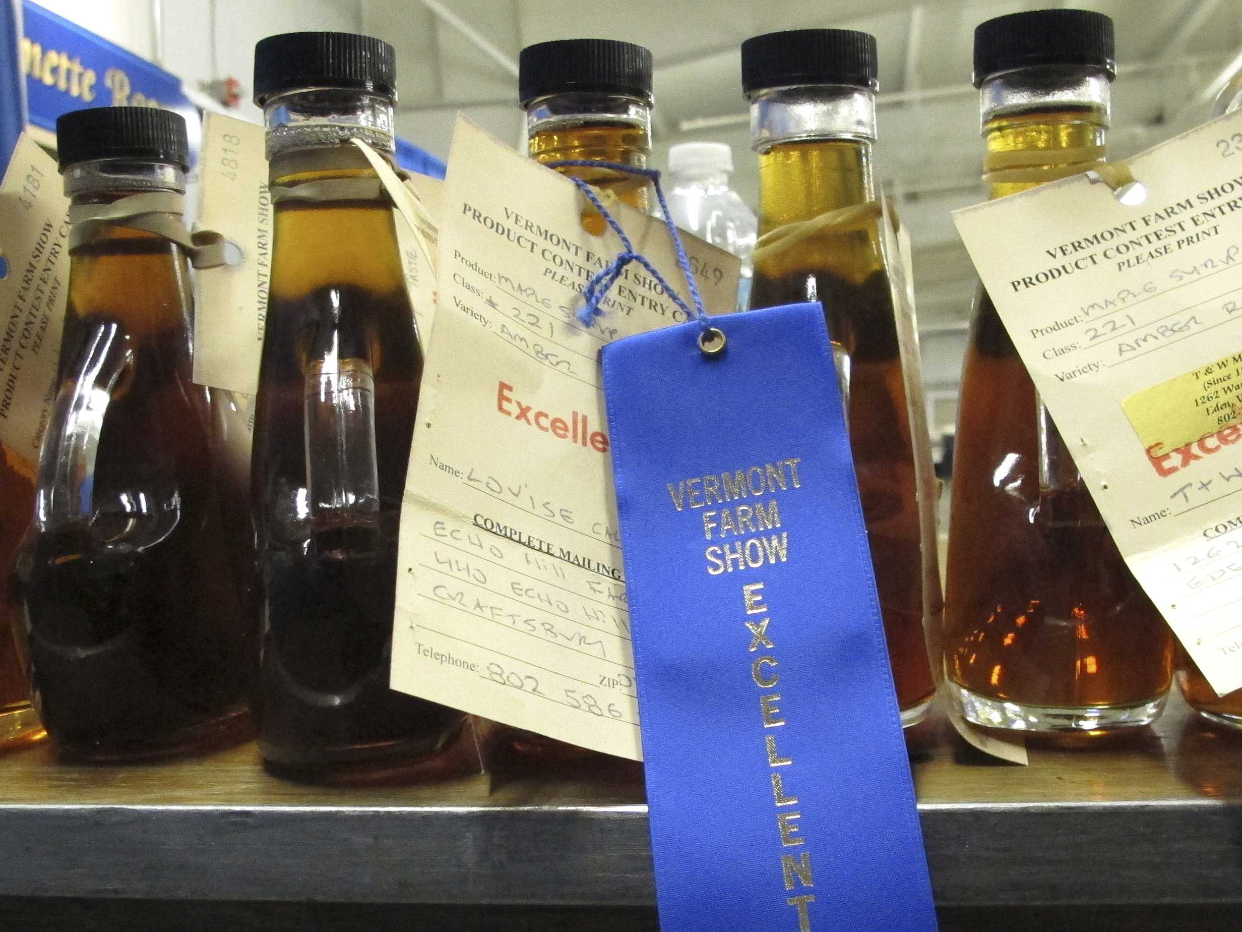 Sweet Job: Trio of Judges Select Vermont's Best Maple Syrup