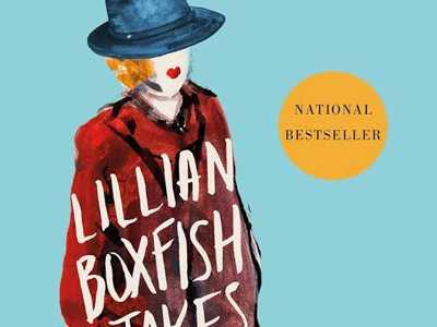 Review :: Lillian Boxfish Takes A Walk
