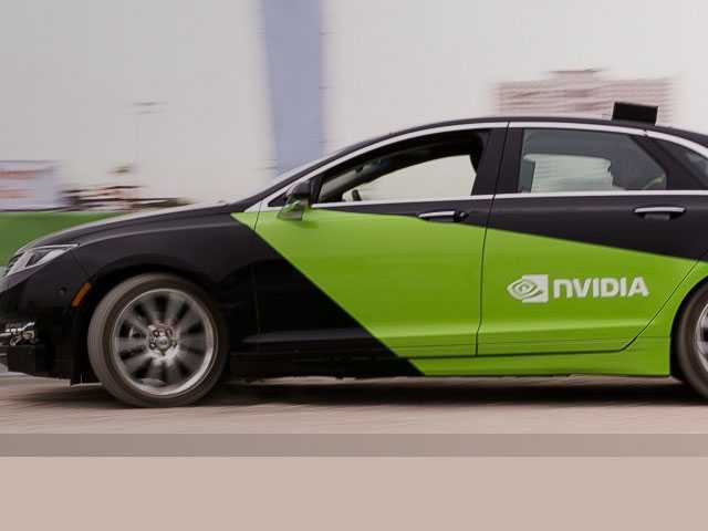 Continental Teams with NVIDIA on Self-Driving Car System