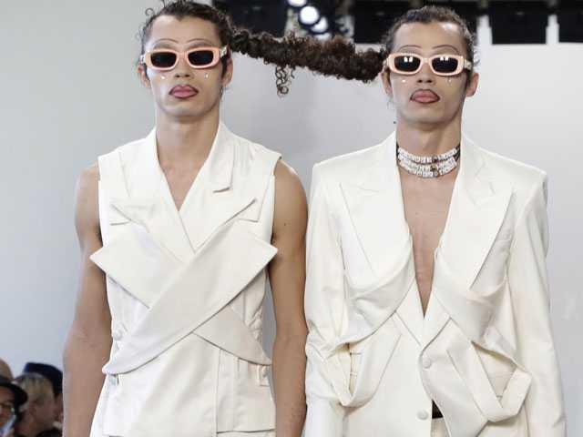 Sanchez-Kane Emphasizes Sex and Fashion at NY Fashion Week