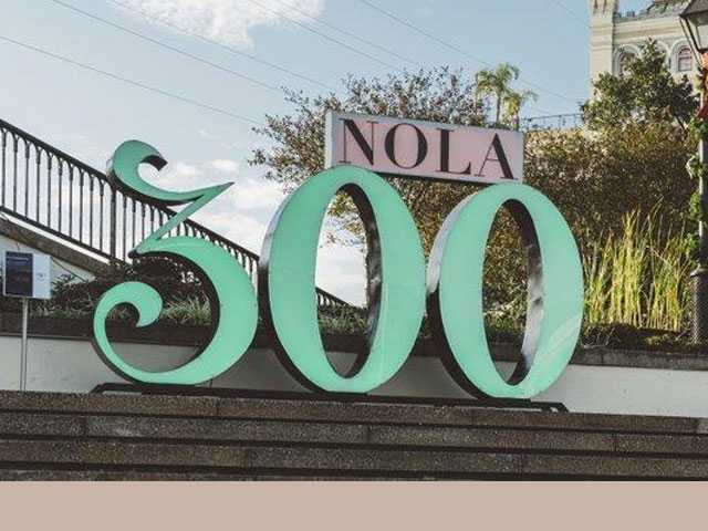 Big Birthday for Big Easy: New Orleans Marks 300 Years