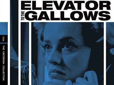 Review :: Elevator to the Gallows