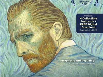 Review :: Loving Vincent
