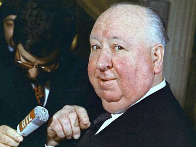 Alfred Hitchcock Remains an Influence on Crime Writers