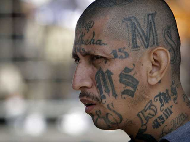 AP FACT CHECK: Trump Overlooks MS-13 Gang's American Roots