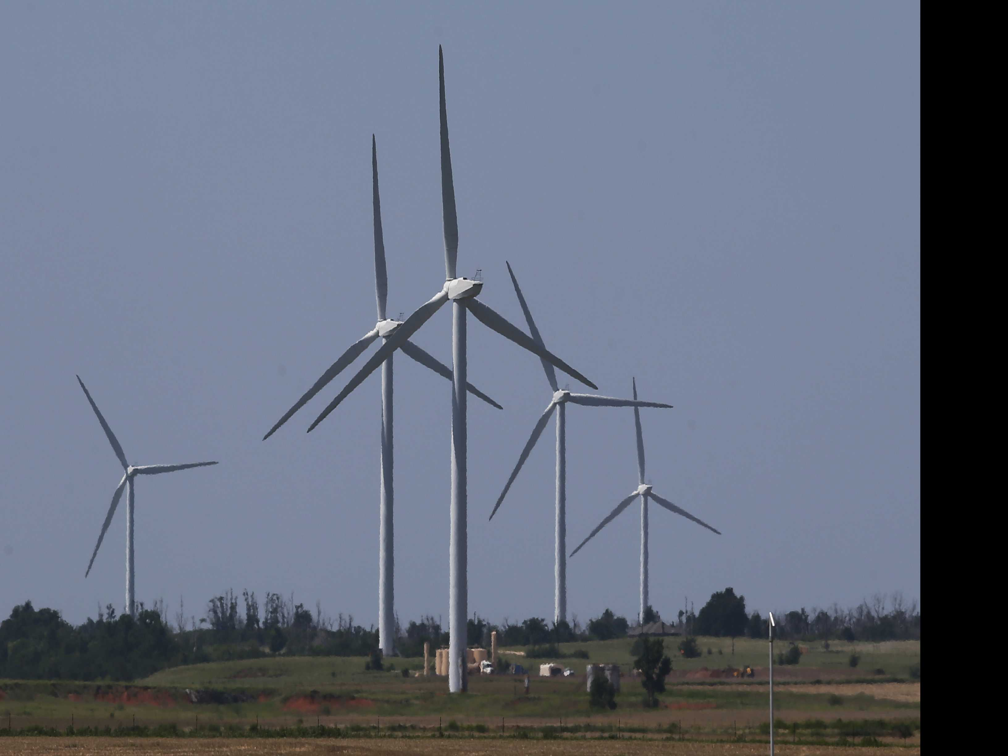 Oklahoma Pulling Up Red Carpet Offered to Wind Industry
