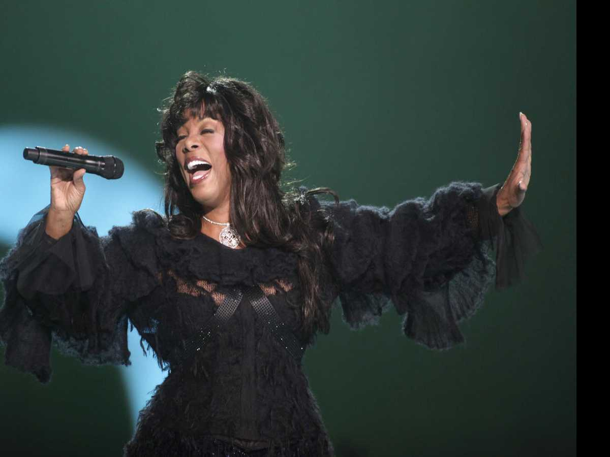 Full Casting for Donna Summer Musical Announced