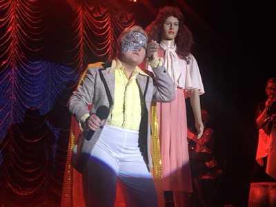 Review :: The Phantom of the Disco