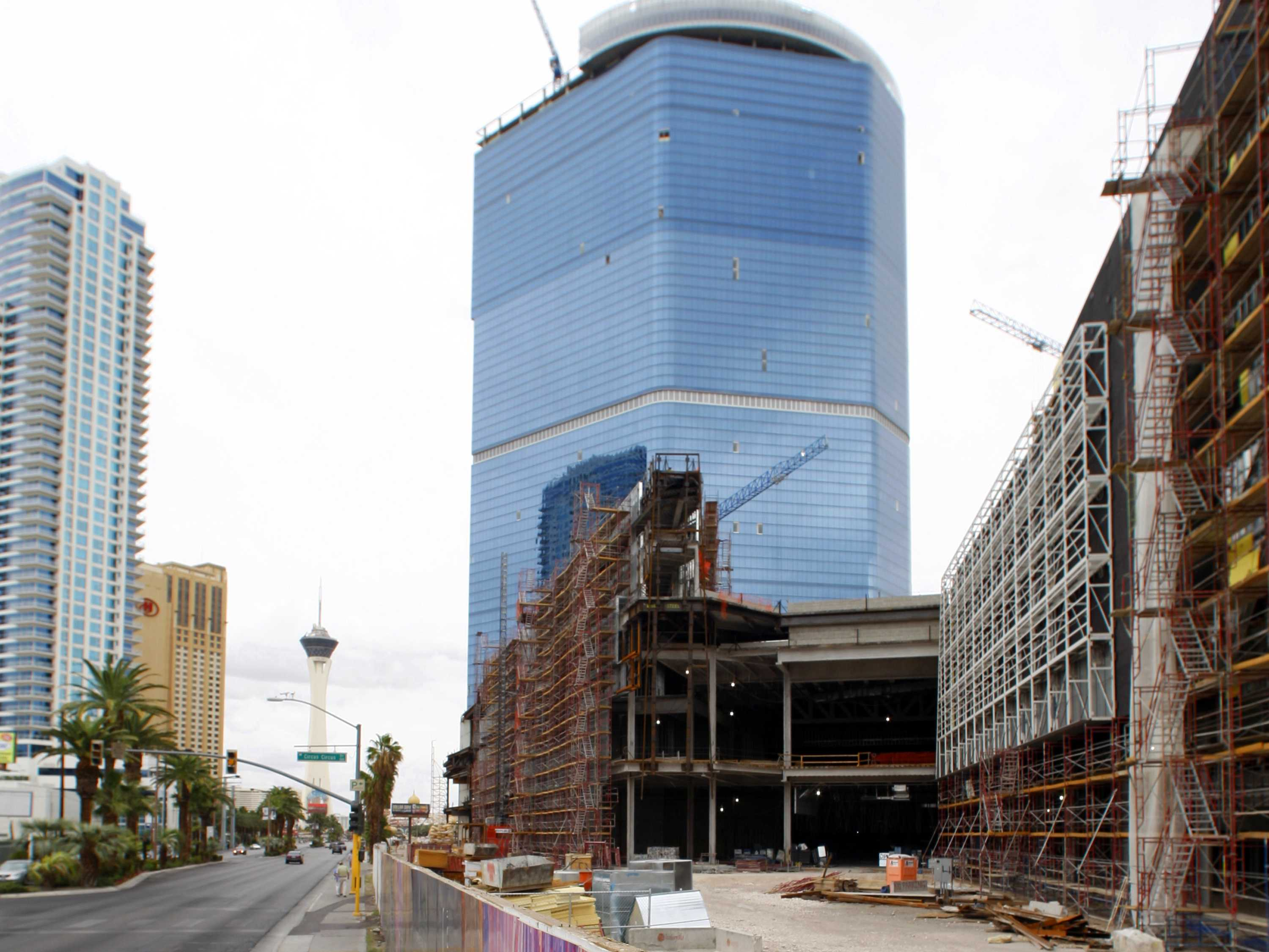 Long-stalled Vegas Hotel Property Gets New Life