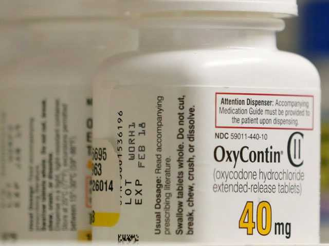 Opioid Makers Gave $10M to Advocacy Groups Amid Epidemic