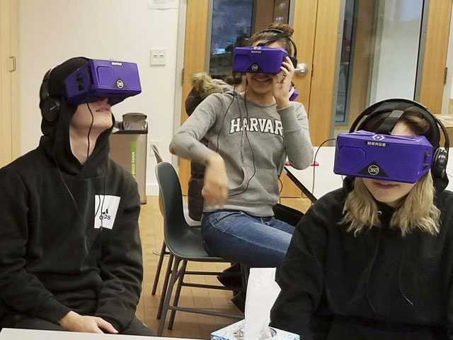 Virtual Reality Field Trips Give Students Advanced Adventure