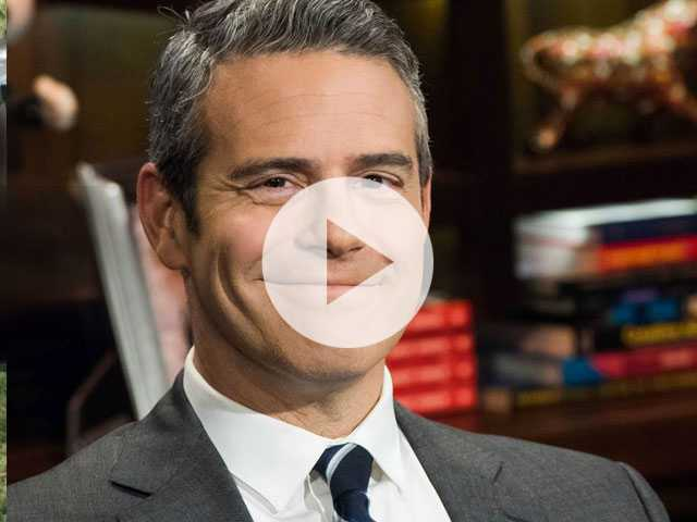 PopUps: Andy Cohen Defends Sarah Jessica Parker Amid Kim Cattrall Feud